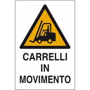 CART. ALL. Carrelli in movimento