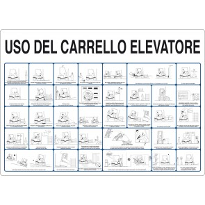 CART.ALL. Uso del carrello elevatore