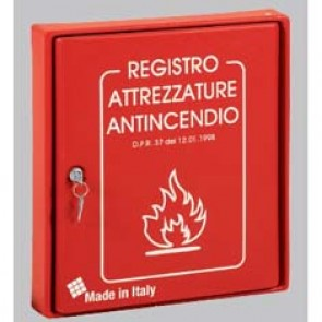 CASSETTA ABS x REGISTRO ANTINCENDIO