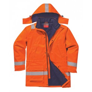 PARKA ANTIFIAMMA-CALORE EN 11612