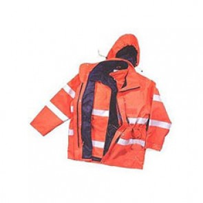 PARKA A.V. Winter EN471 EN343