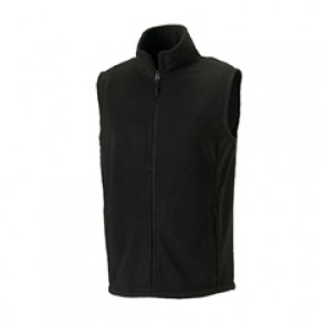 GILET PILE Russell NERO
